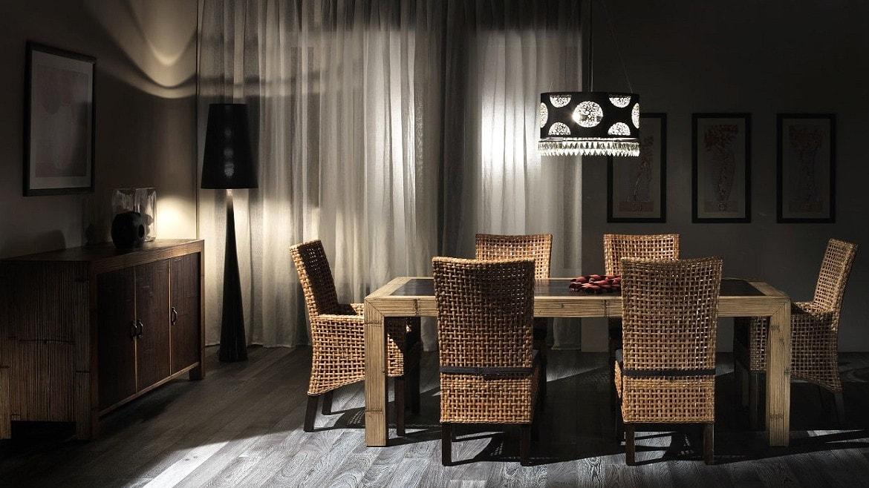Bambusmobel Fur Esszimmer Von Abuma Gmbh 6206 Neuenkirch Home
